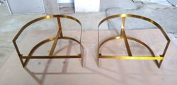Stainless Steel GOLD Ss Pvd Furniture, For Home, Material Grade: 304