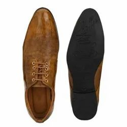 Brown Formal Shoes, Size: 6-10