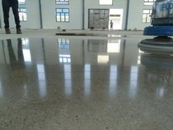Concrete Floor Polishing Service