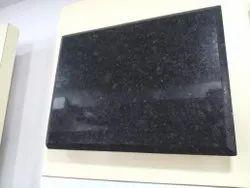 Rajasthan Black Granite Slab, Thickness: 18 mm
