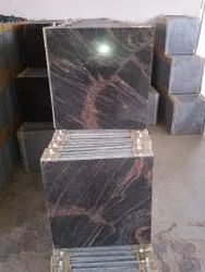 Polished,Flamed Polished Granite Tiles, For Wall Tile, Thickness: 10 mm