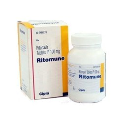 Ritonavir Tablets IP 100mg