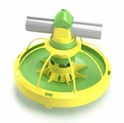 Kochibo - Floor equipment for poultry feeding