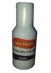 20 ml Black Food Gel Color