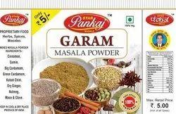 Gram Masala Powder, Packet