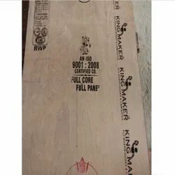 Kingmaker Brown Waterproof Plywood, Thickness: 12 Mm, Size: 8x4 Ft