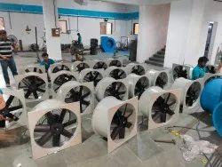 Axial Flow Fresh Air Fans