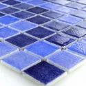 Rici Wall Cladding Recycled Glass Mosaic Tiles, Thickness: 4 Mm, Size: 25 X 25 Mm
