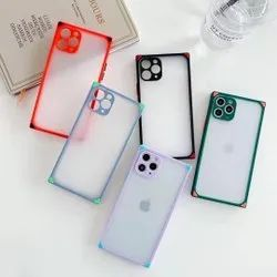 Plastic Apple iPhones iPhone 11 Pro Transparent Mobile Back Cover, Size: 5.8 Inch