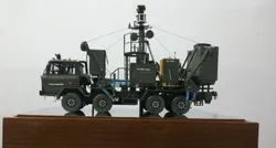 Defense Radar Scale model