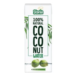 Storia 100% Natural Coconut Water, Packaging Size: 200 ml