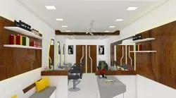 Parlour Interior Designing Service