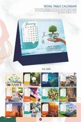 2021 Offset Designer Table Calendars