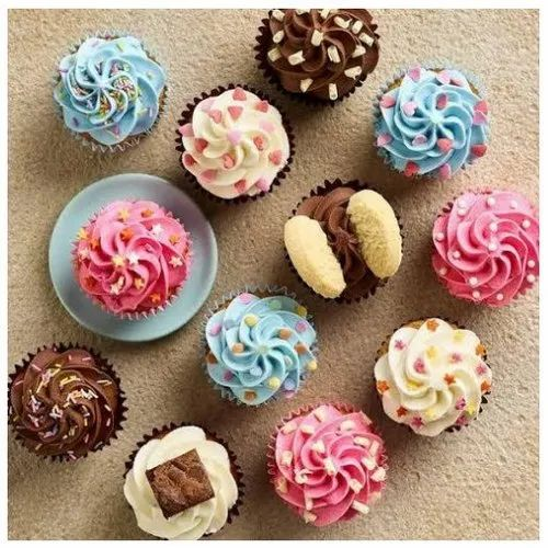 Customizable Cup Cakes, Cakes & Cupcakes, Cup Cake, कपकेक - Eat Confetti,  Hyderabad | ID: 22865639997