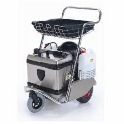 Commercial Steam Cleaner with Trolley