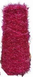 Red Polyester Knitting Yarn