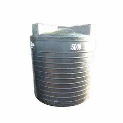Sky Black 5000 Litre PVC Vertical Water Storage Tank