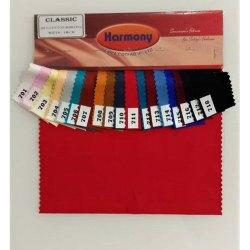 100% Cotton Shirting Fabric (30 X 30 Twill) - Classic - Harmony Ekma, Plain/Solids