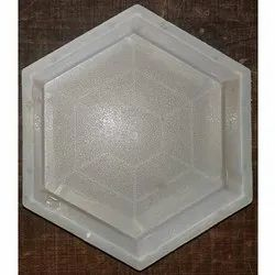 Hexagon Silicone Plastic Mould