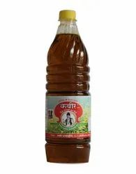 1L Kabir Kachi Ghani Mustard Oil, Packaging Type: Plastic Bottle, Packaging Size: 1 litre