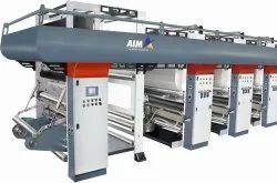 Aim Rotogravure Printing Machine