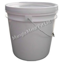 Plastic Grease Bucket