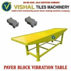 Vvt06 Interlocking Tile Paver Block Vibration Table