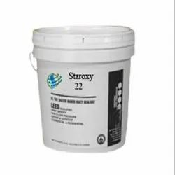 Stanrose Glossy Staroxy 22 Epoxy Paints, For Wall & Floor, Packaging Type: Bucket