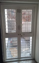 Two Leaf French Door