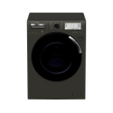Voltas Beko 10 Kg Fully Automatic Front Loading Washing Machine (manhattan Grey) Wfl100ma2