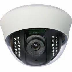 2 MP Ceiling Mount Security Dome CCTV Camera, Camera Range: 15 to 20 m