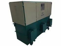 100 Kv Automatic Servo Voltage Stabilizers, 340 - 480 V, 415 V