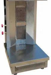 2 Burner Shawarma Machine - TABLE TOP