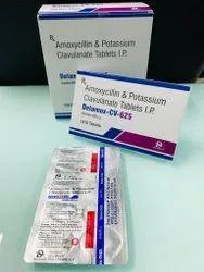 Amoxycillin 500 mg, Clavulanic Acid 125 mg Tablets