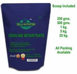 Choline Bitartrate Health Supplement
