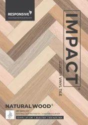 Responsive Impact Natural Wood