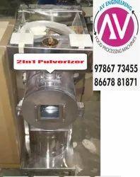 2 In 1 Stainless Steel Pulveriser