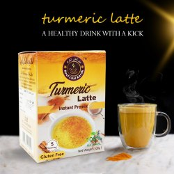 Turmeric Latte Premix