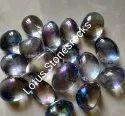 Titanium Aura Crystal Quartz Tumbles