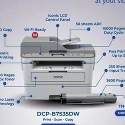 Brother Laser Printer Dcp B7535dw
