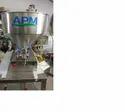 Semi Automatic Peanut Butter Filling Machine