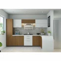 Modular Kitchen Wood Work Service