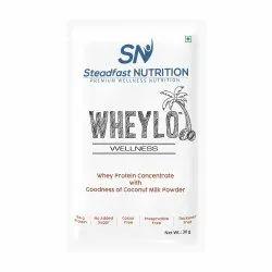 Powder Wheylo Wellness, Non prescription, Packaging Type: Sachet