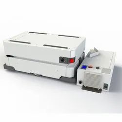 Laser Lidar Automated Guided Vehicle