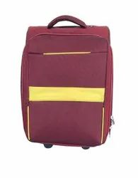 Polyester Trolley Bag, Size: 22 X 24 Inch