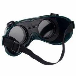 Unisex Plastic Welding Goggles