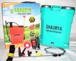 SHAURYA 12V12AH Sprayer, 16 lt, Size/Dimension: 16 Litre