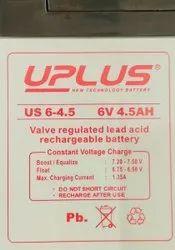 Uplus Smf Battery 6v 4.5 Ah