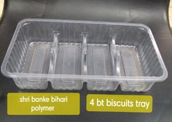 SBBP 4 CP Biscuits Tray