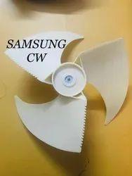 Plastic Ac Outdoor Fan Blade